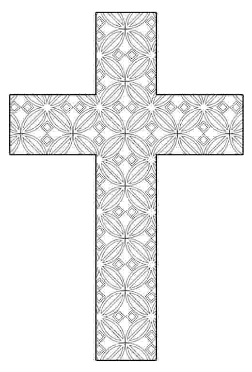 cross coloring page learning to love our family first churches of coloring cross page