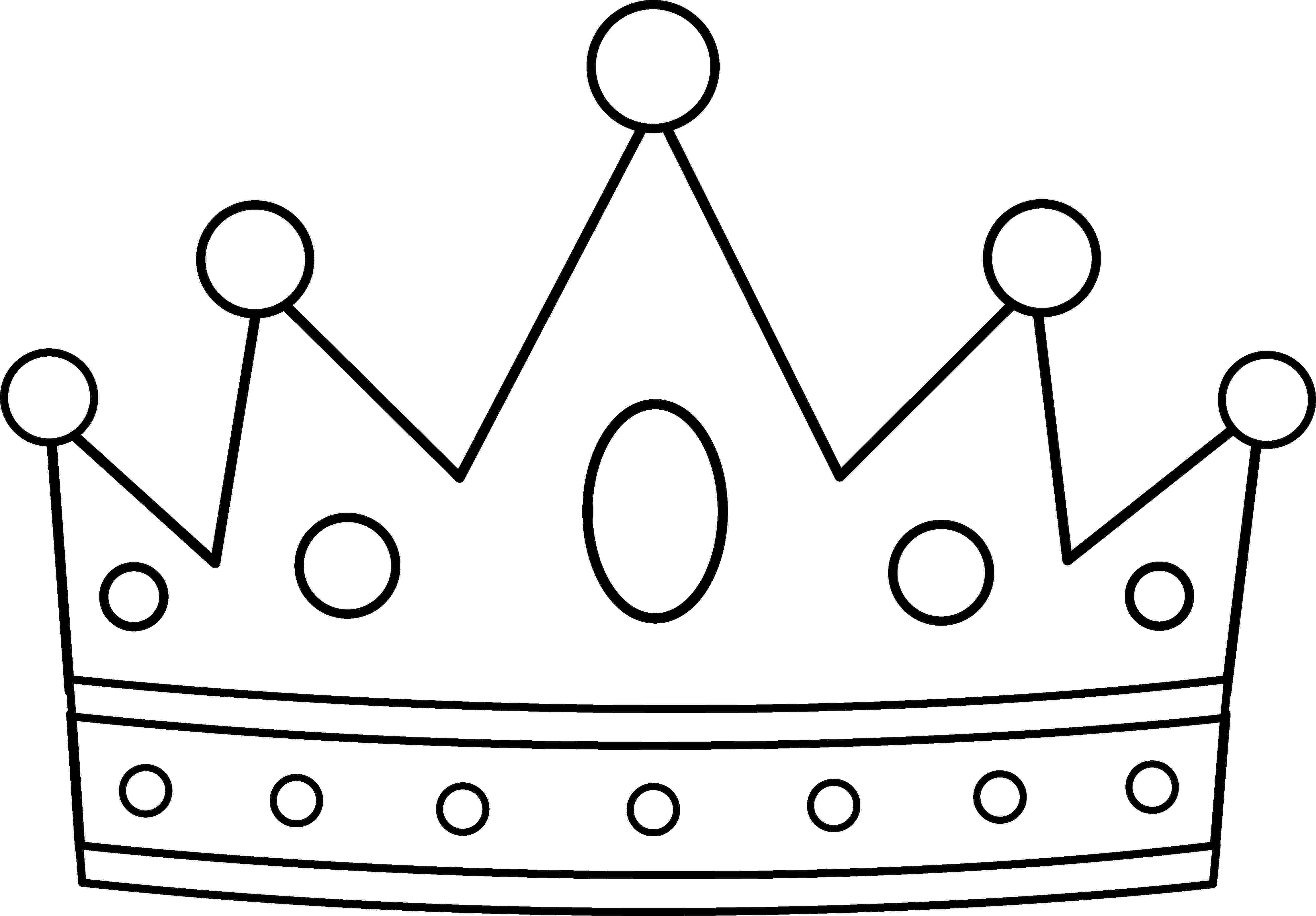 crown coloring page princess crown coloring page with images princess crown coloring page