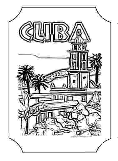 cuba coloring pages cuba coloring pages at getcoloringscom free printable pages cuba coloring