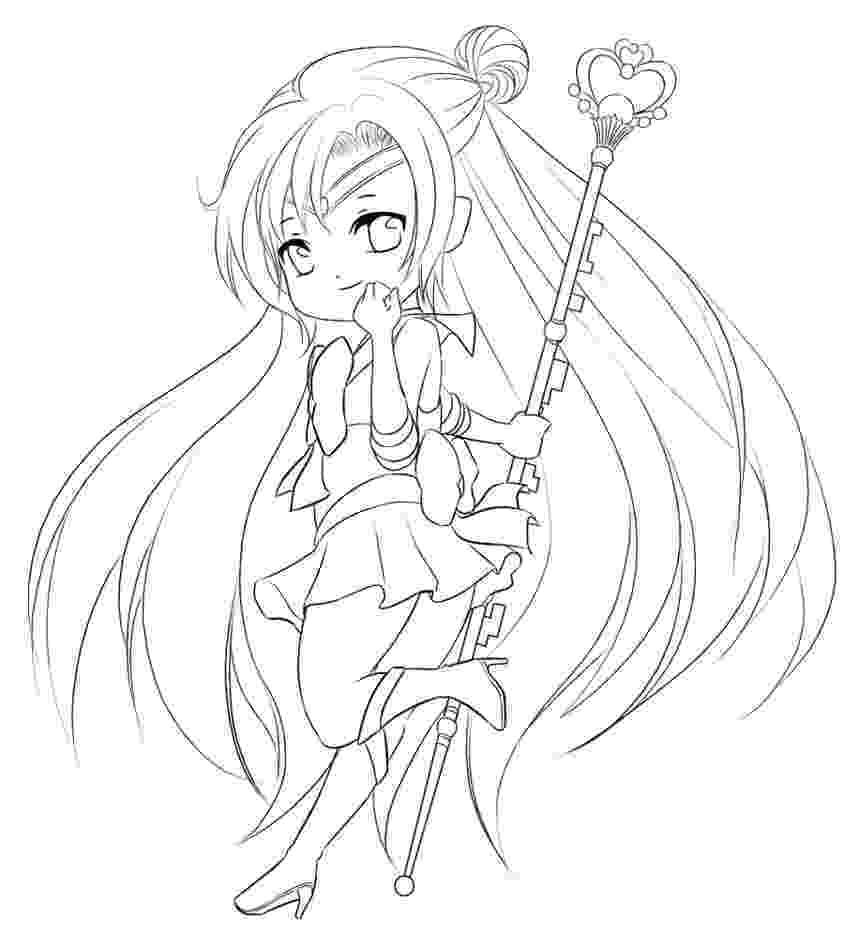 cute anime coloring pages to print 46 coloring pages of anime characters coloring pages to cute pages coloring anime print