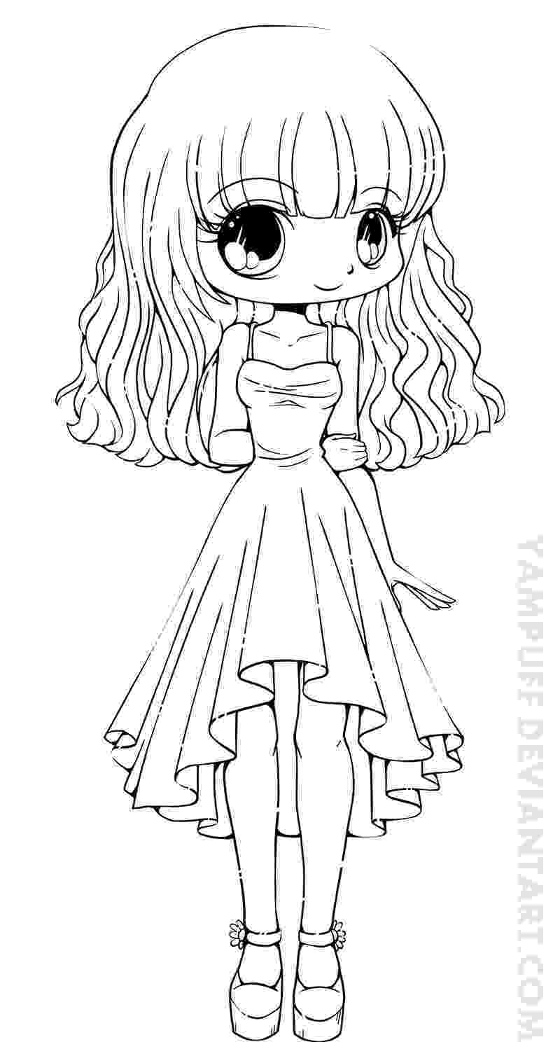 cute anime coloring pages to print 8 anime girl coloring pages pdf jpg ai illustrator coloring anime to print cute pages