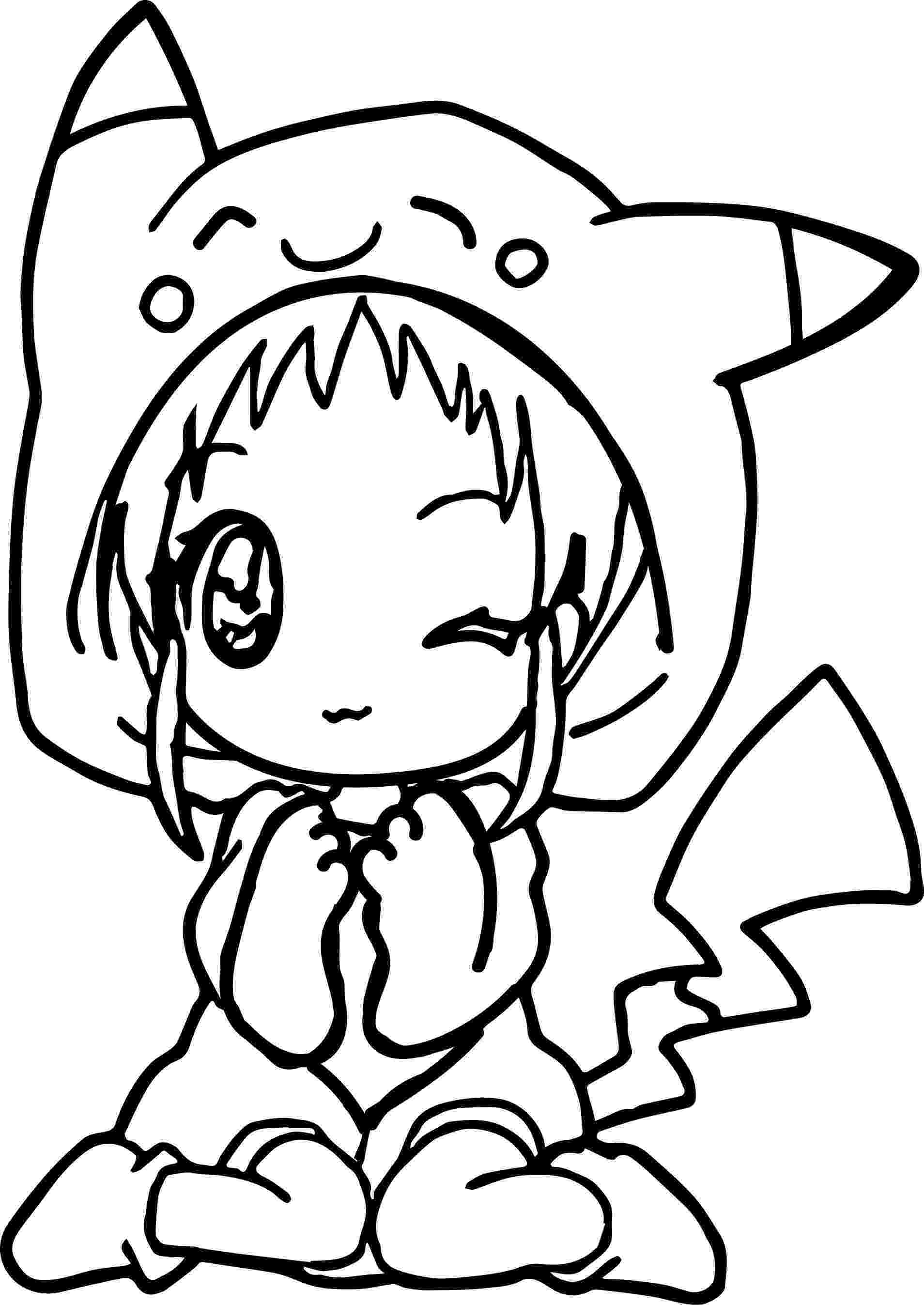 cute anime coloring pages to print chibi anime coloring pages coloring pages anime cute to print