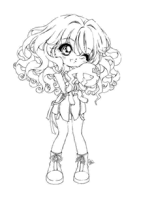 cute anime coloring pages to print cute girl coloring pages to download and print for free pages to print coloring anime cute