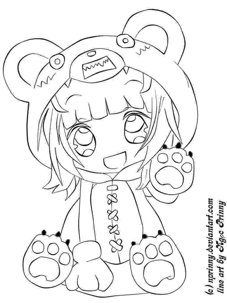 cute anime coloring pages to print free chibi coloring pages for kids print to coloring cute pages anime