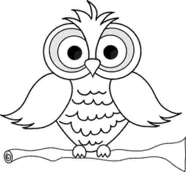cute coloring pages of owls cartoon owl coloring page free printable coloring pages pages cute of coloring owls