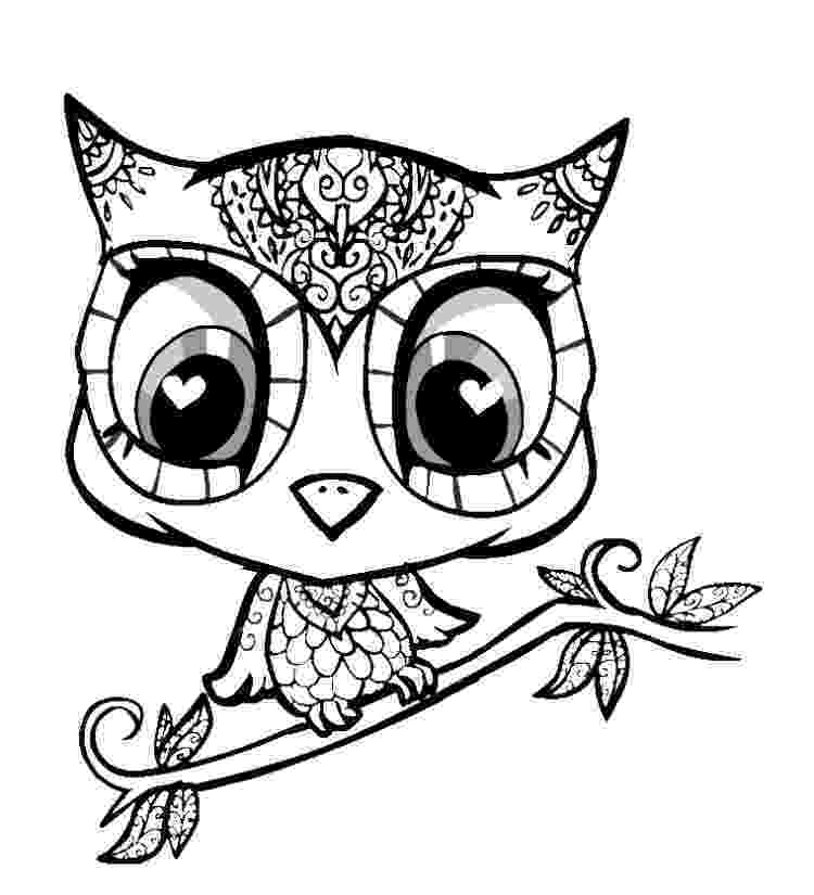cute coloring pages of owls cute baby panda coloring pages clipart panda free cute coloring of pages owls