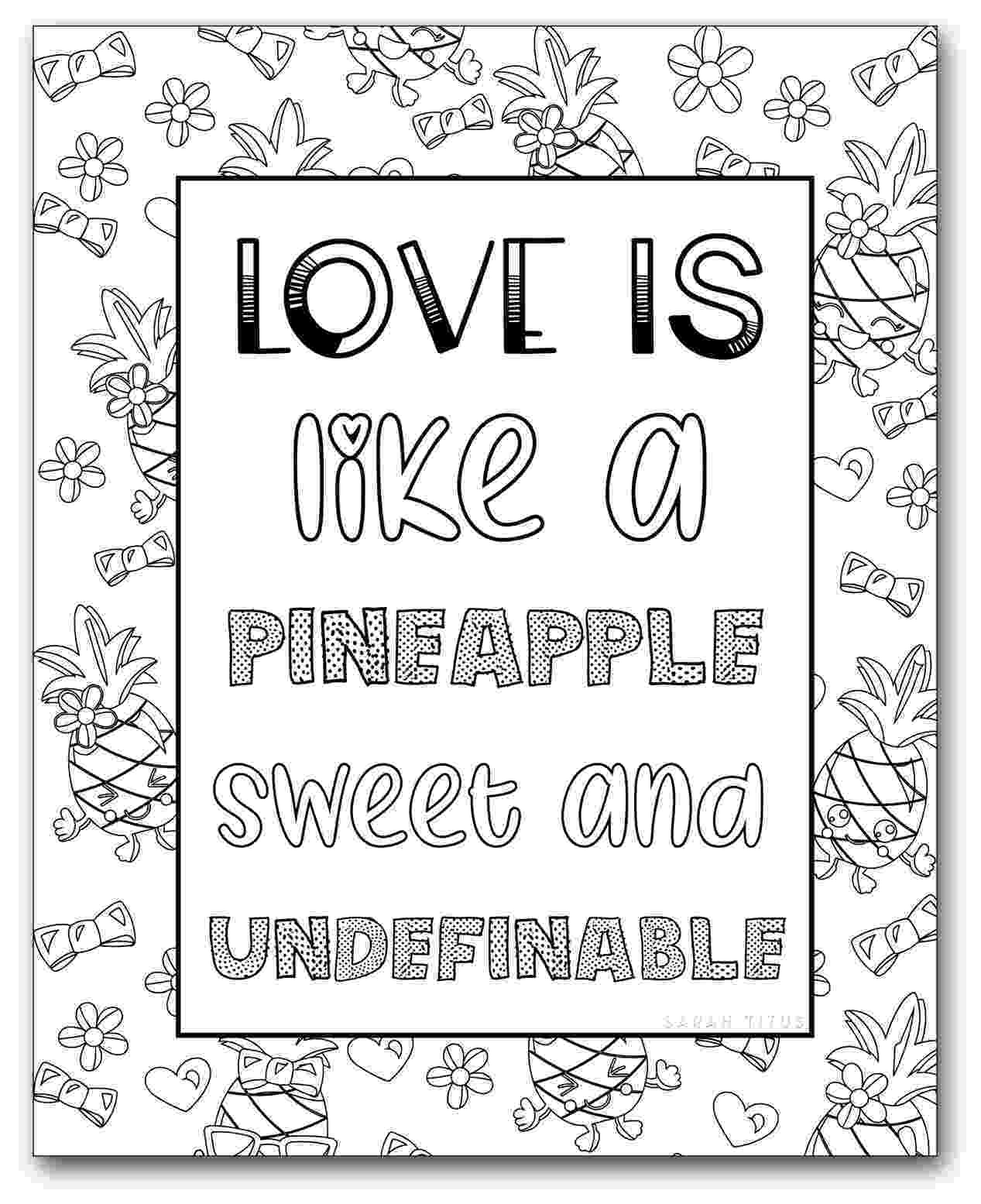 cute coloring pages to print printable coloring pages for girls sarah titus to cute print coloring pages