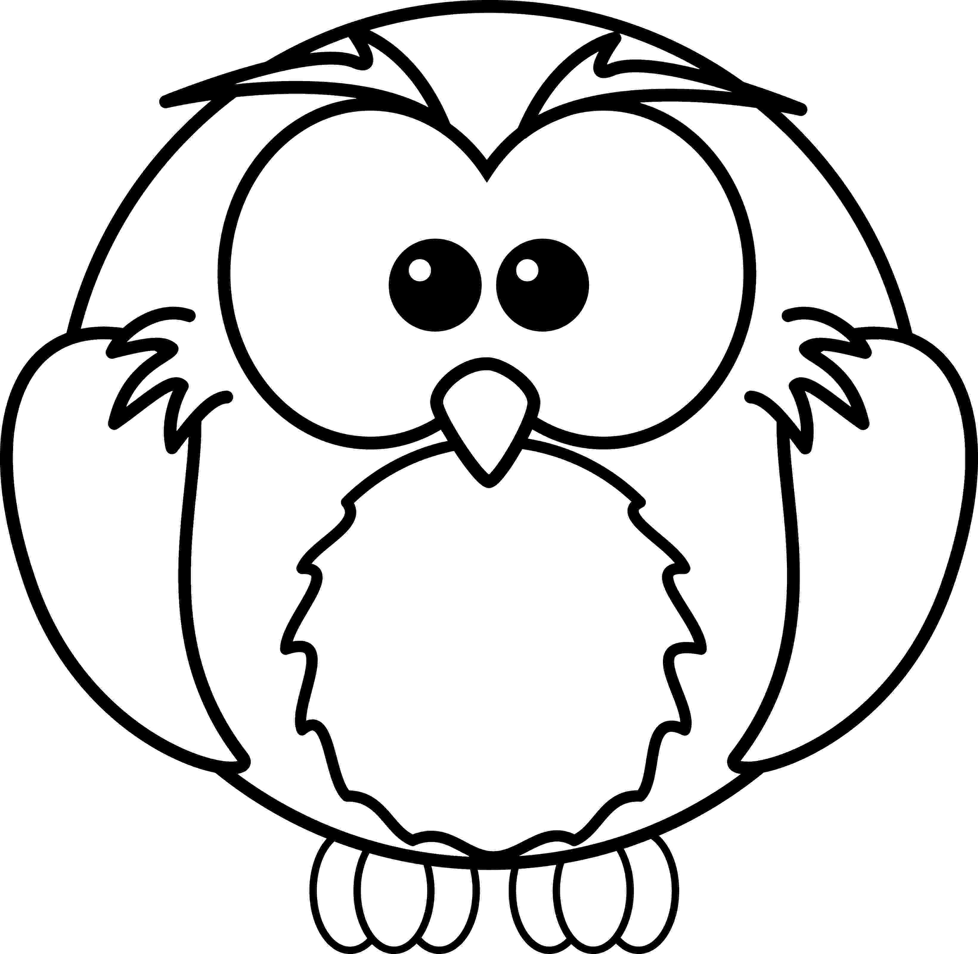 cute owl printable coloring pages cute owl coloring page free printable coloring pages cute coloring printable owl pages