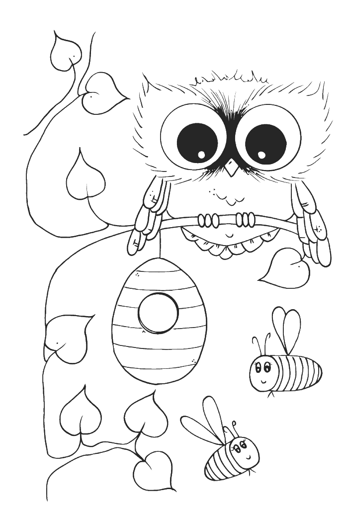 cute owl printable coloring pages cute owl coloring page free printable coloring pages owl pages coloring cute printable
