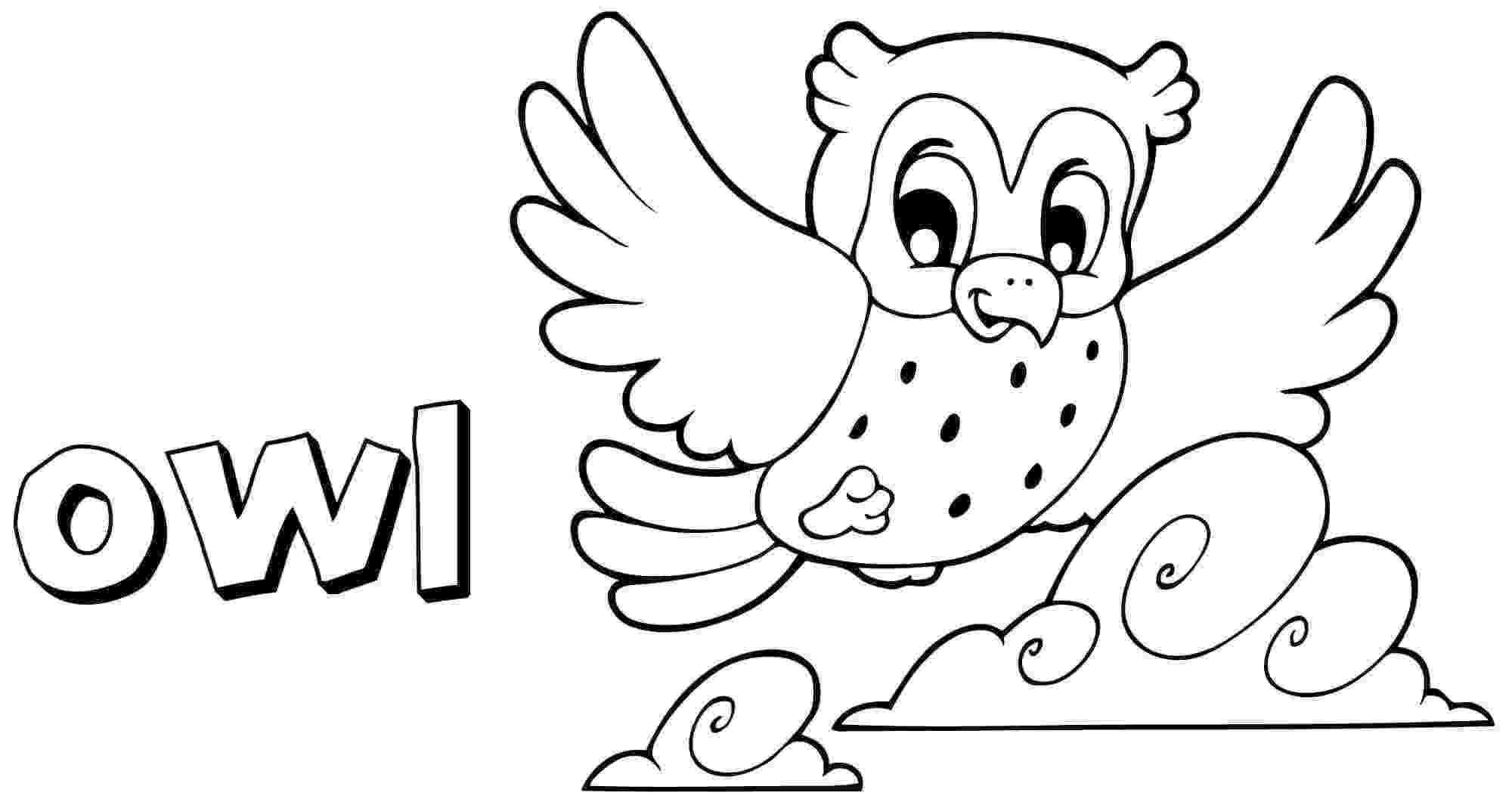 cute owl printable coloring pages owls coloring pages getcoloringpagescom printable coloring cute owl pages