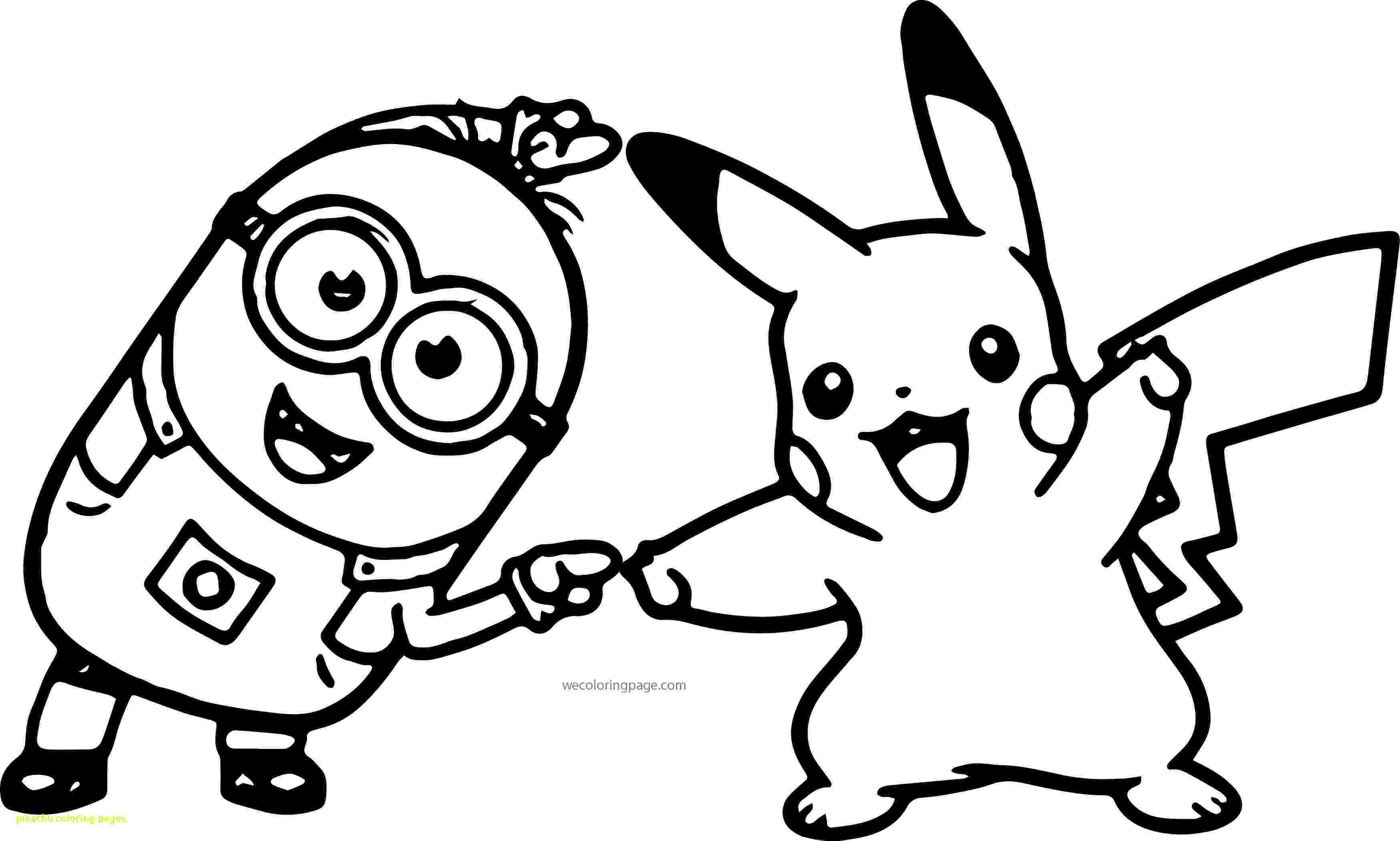 cute pikachu coloring pages cute pikachu coloring pages at getcoloringscom free cute coloring pikachu pages