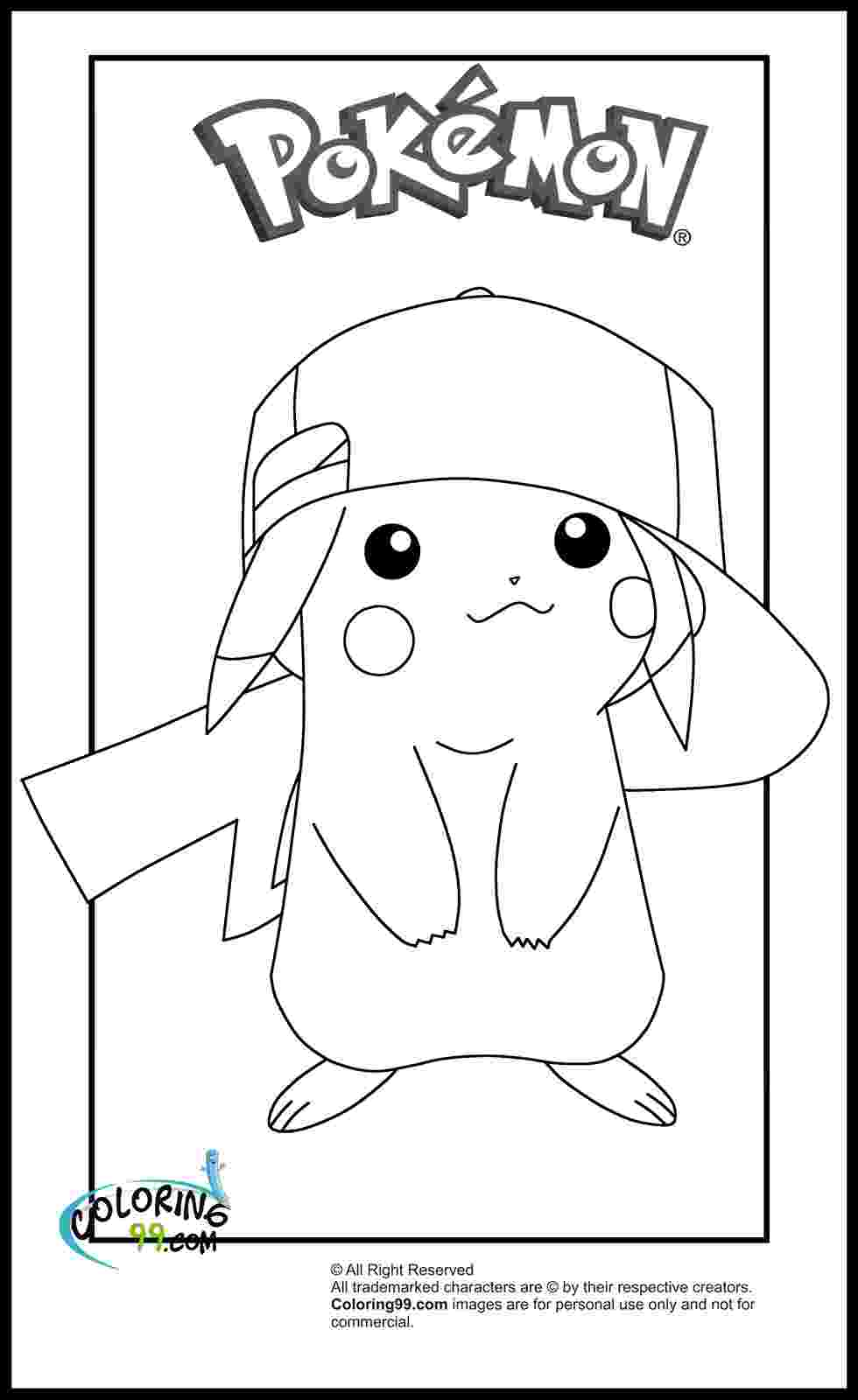 cute pikachu coloring pages pikachu coloring pages to download and print for free cute pikachu pages coloring