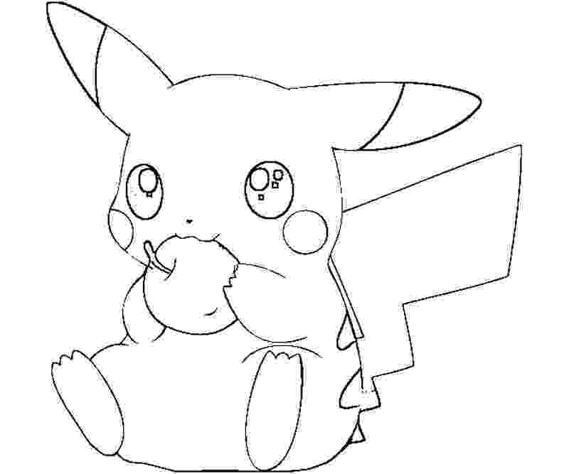 cute pikachu coloring pages pikachu coloring pages to download and print for free pages cute coloring pikachu
