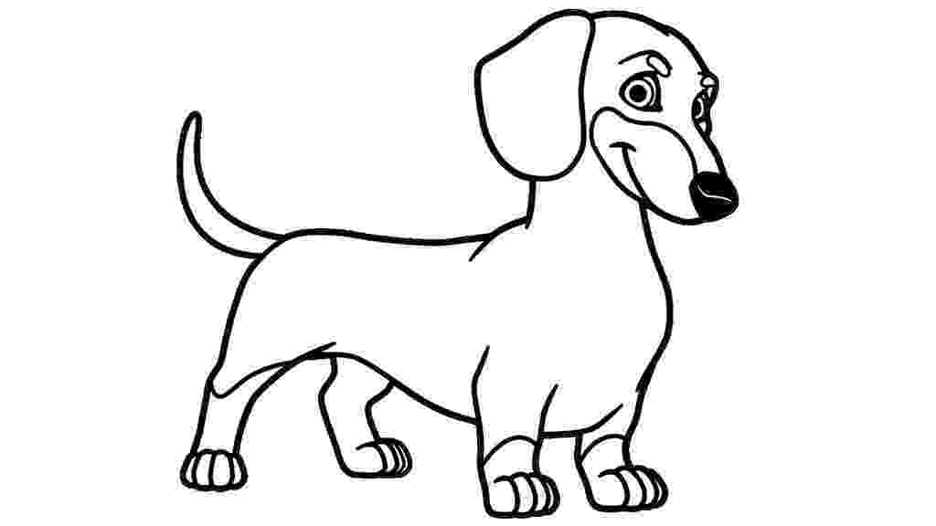 dachshund coloring pages 1000 images about dachshund coloring pages on pinterest coloring pages dachshund