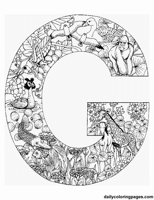 daily coloring pages alphabet letters daily coloring pages alphabet at getcoloringscom free letters alphabet pages daily coloring