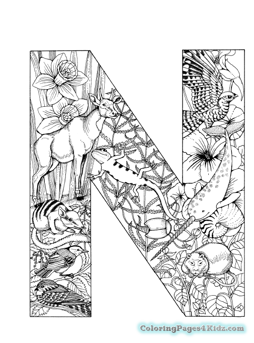 daily coloring pages alphabet letters daily coloring pages alphabet letters print challenging alphabet letters daily pages coloring