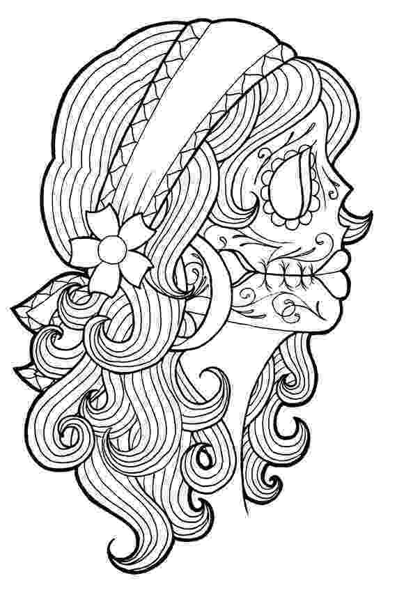 day of dead coloring pages day of the dead coloring and craft activities family pages coloring of dead day