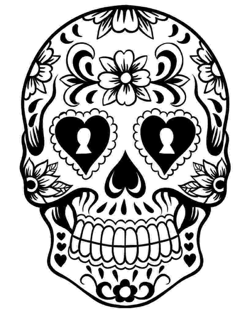 day of dead coloring pages day of the dead coloring pages getcoloringpagescom pages day coloring of dead