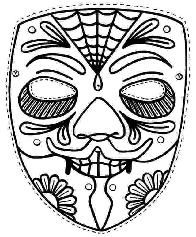 day of the dead printable pictures free printable day of the dead coloring pages best day of dead printable pictures the