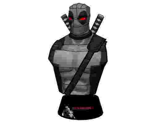 deadpool papercraft marvel comics papercraftsquare free papercraft deadpool papercraft
