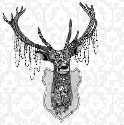 deer zentangle 174 best images about zentangle art on pinterest tangle zentangle deer
