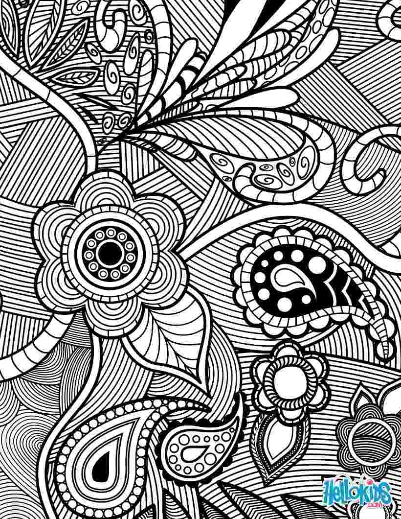design color pages free printable geometric coloring pages for kids design color pages