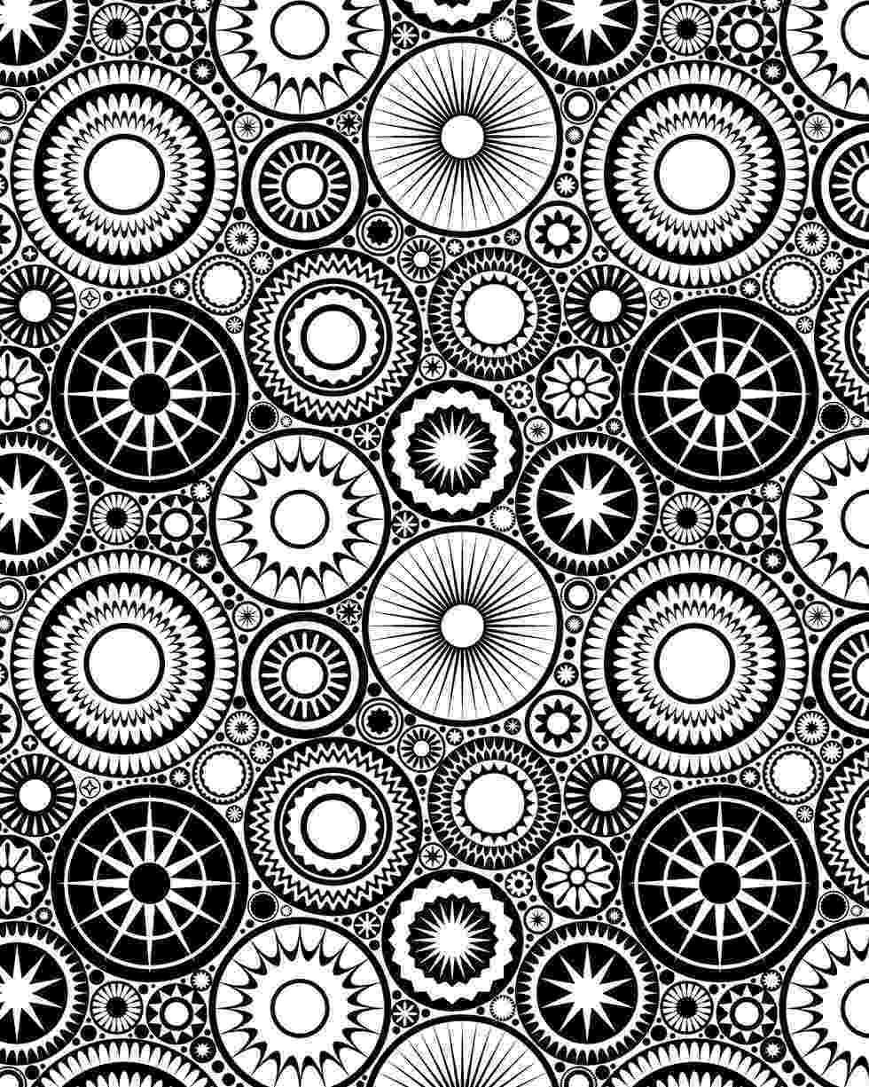 design color pages geometric patterns for kids to color coloring pages for pages color design