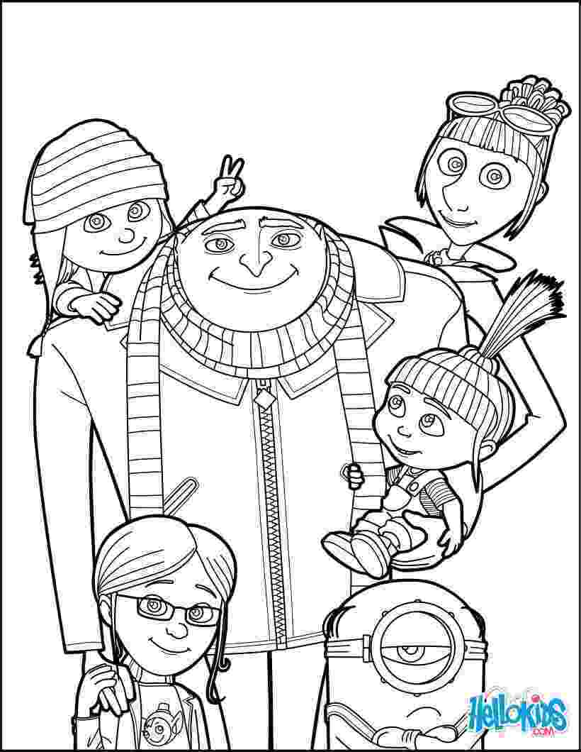 despicable me coloring pages free despicable me 3 coloring pages getcoloringpagescom coloring pages me despicable free