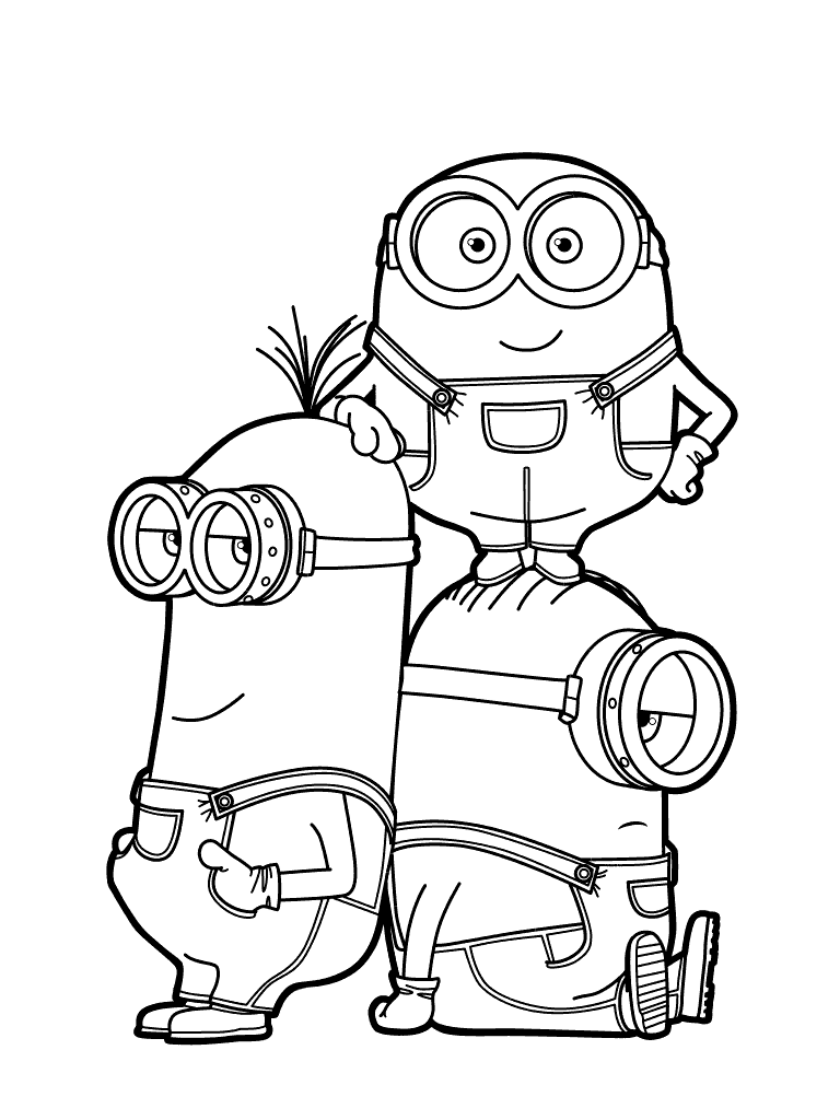 despicable me coloring sheets despicable me coloring pages to print squid army despicable me sheets coloring