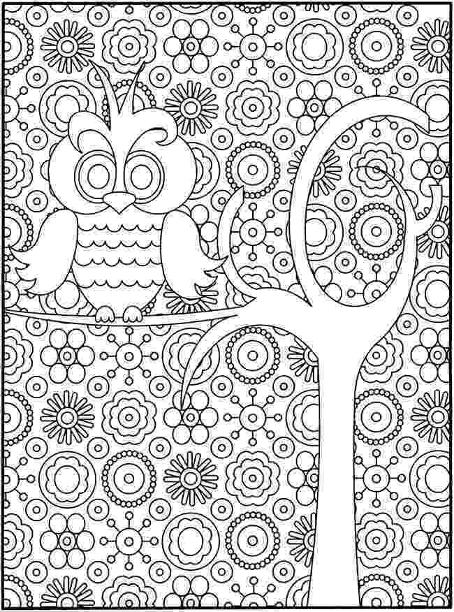 detailed color pages detailed coloring pages for adults backyard animals and detailed color pages