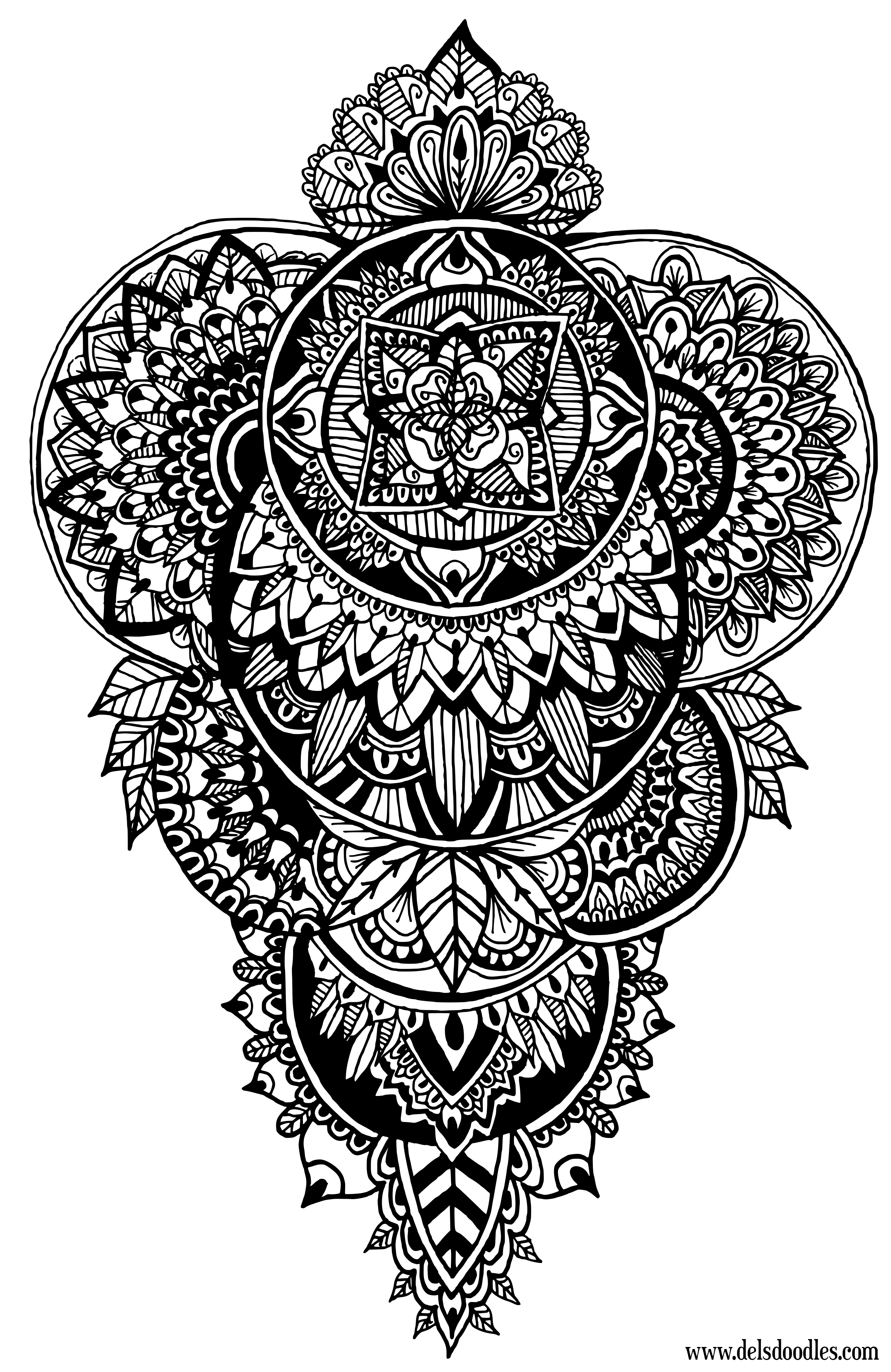 detailed color pages detailed coloring pages for adults colouring page 2 by detailed pages color