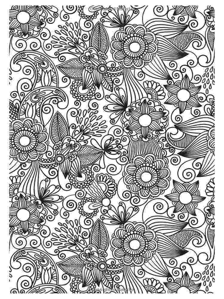detailed color pages detailed coloring pages for adults free printable pages color detailed