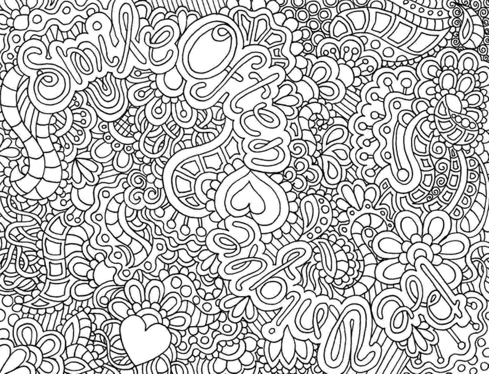 detailed color pages detailed coloring pages to download and print for free color detailed pages