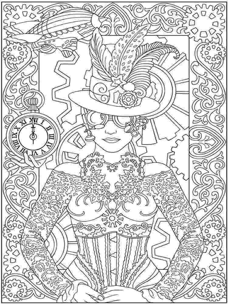 detailed color pages free printable abstract coloring pages for adults detailed pages color