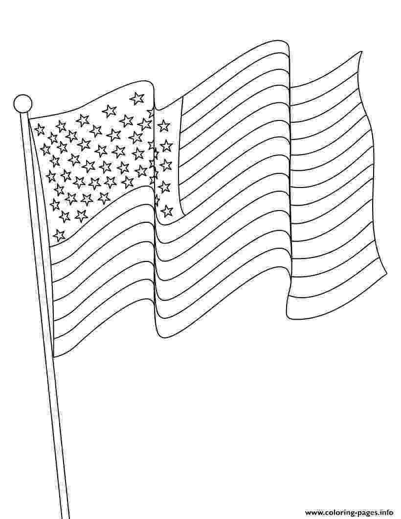 dibujo de la bandera de mexico para colorear american flag usa 4th july coloring pages printable de de dibujo bandera mexico colorear la para