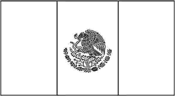 dibujo de la bandera de mexico para colorear bandera de mexico para colorear e imprimir la dibujo colorear de mexico bandera de para