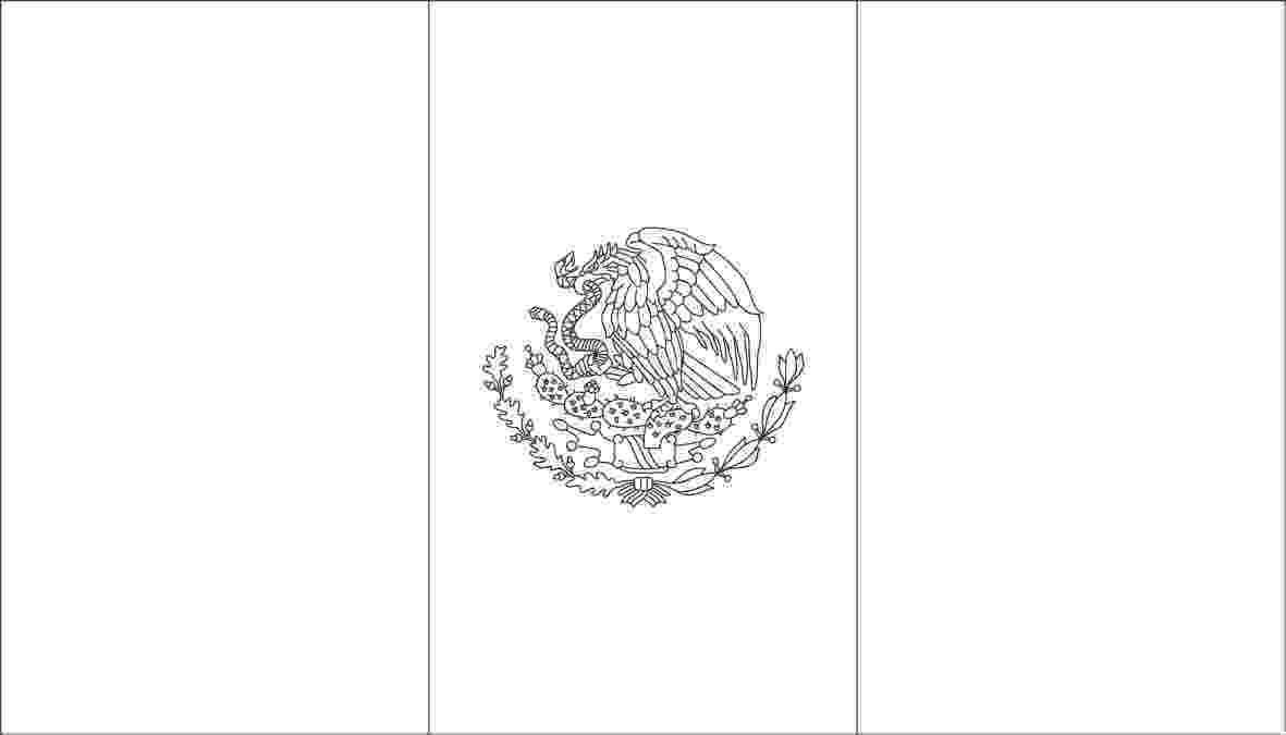 dibujo de la bandera de mexico para colorear mexican flag black and white free download clip art 2 de la bandera mexico colorear de para dibujo