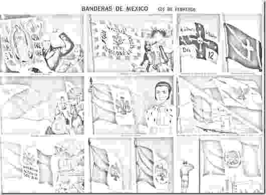 dibujo de la bandera de mexico para colorear simbolos patrios para colorear buscar con google de bandera dibujo la mexico para de colorear