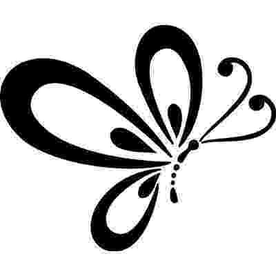 dibujos de para colorear de mariposas mariposa pegatina en vinilo recortado para coche para colorear dibujos mariposas de de
