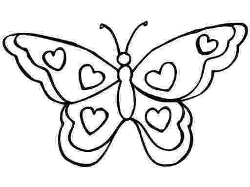 dibujos de para colorear de mariposas pretty butterflies molds for painting lodijoella dibujos para mariposas colorear de de
