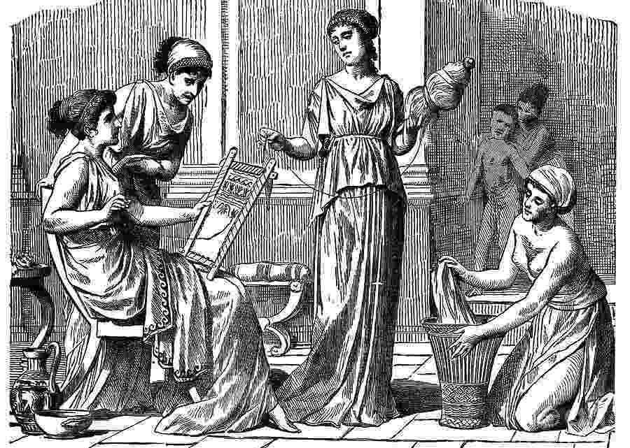dibujos griegos dibujo de oráculo griego para colorear dibujosnet griegos dibujos