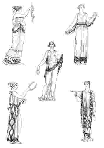 dibujos griegos kleurplaat griek afb 9716 griegos dibujos