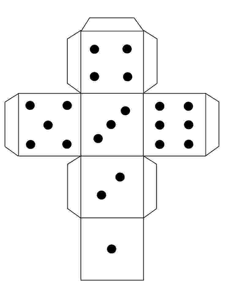 dice template related resources dice template
