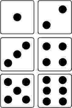 dice template with dots big dice template large printable dice template dice with dots template