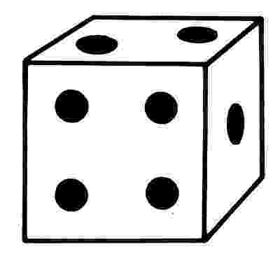 dice template with dots dots on dice free download best dots on dice on dice template with dots 1 1
