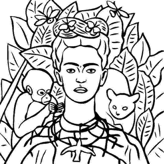 diego rivera coloring pages diego rivera coloring pages at getcoloringscom free pages rivera diego coloring