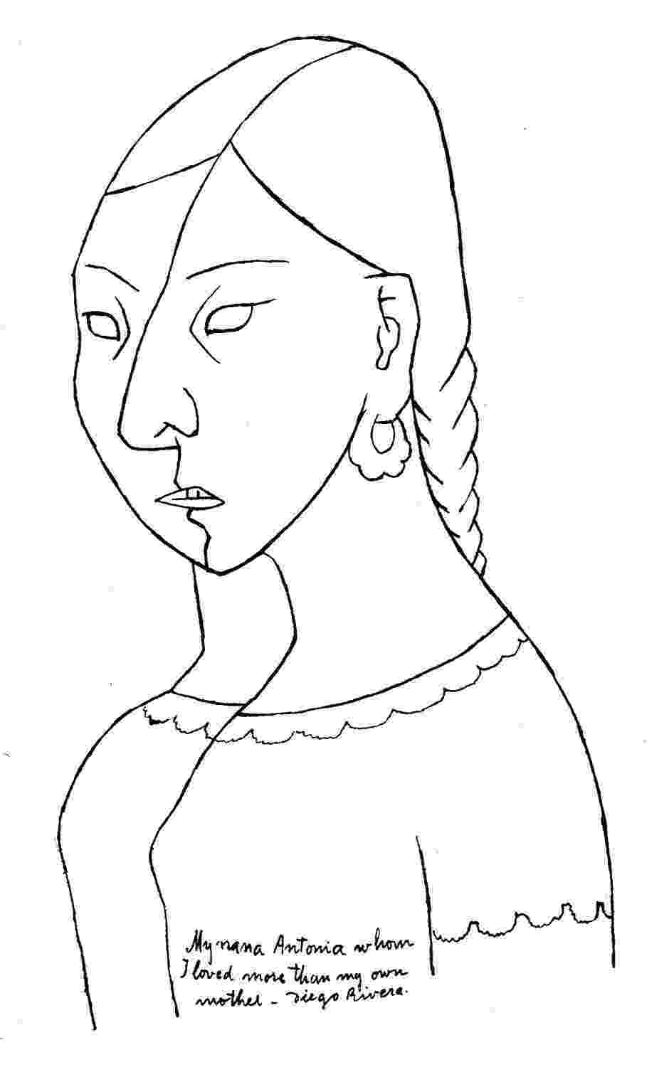 diego rivera coloring pages diego rivera coloring pages coloring home pages coloring diego rivera