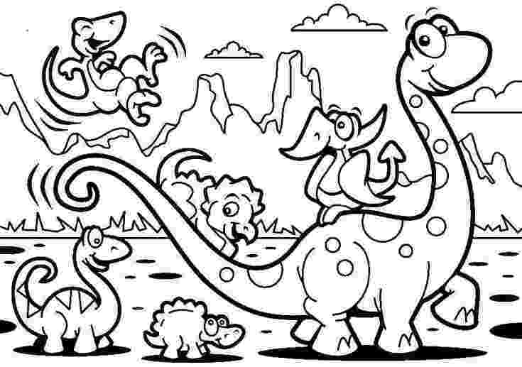 dinosaur coloring pages for toddlers funny dinosaur triceratops cartoon coloring pages for kids toddlers coloring for pages dinosaur