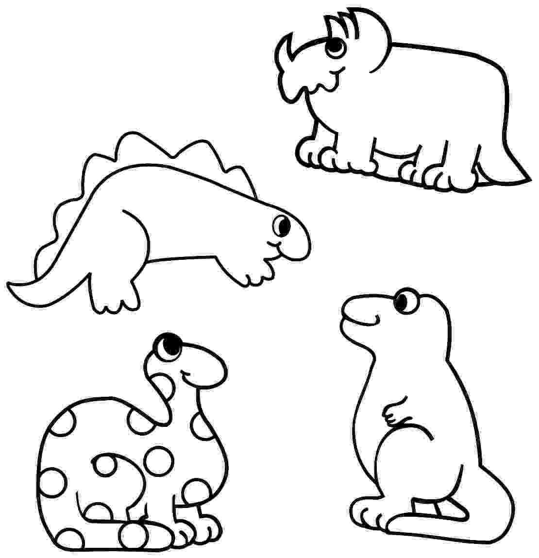 dinosaur coloring sheets preschool dinosaurs coloring pages collection free coloring sheets dinosaur coloring sheets preschool