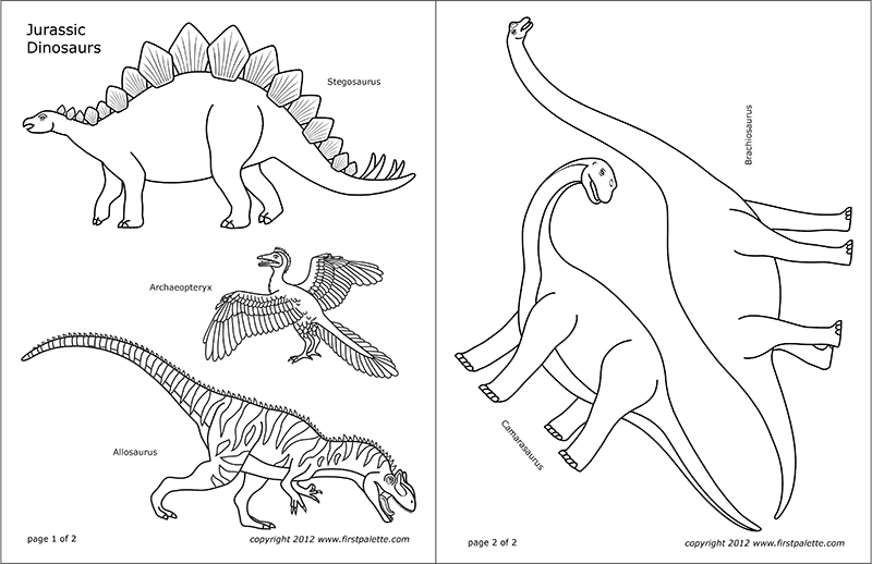 dinosaurs to print coloring pages dinosaur free printable coloring pages print dinosaurs to